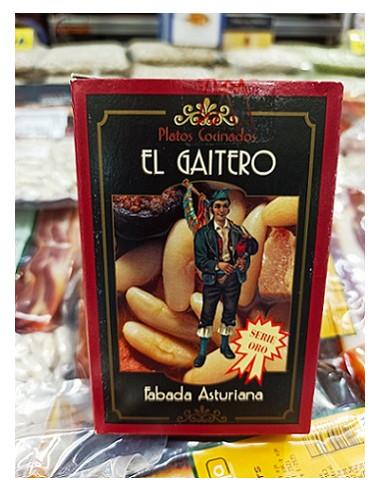 Fabada asturiana Gaitero